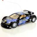 Auto na diaľkové ovládanie Dodge čierny