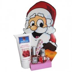 Vianočný darček pre ženu - kozmetický balíček