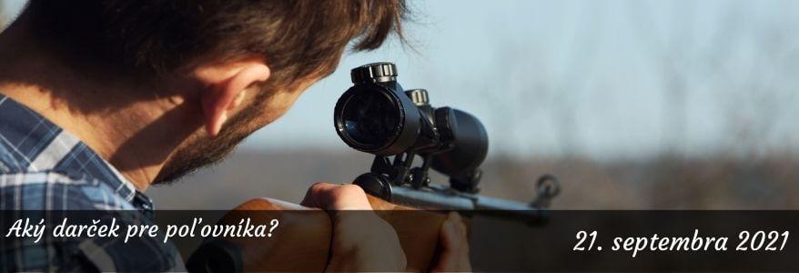 Článok na blogu o výbere darčeka pre poľovníka
