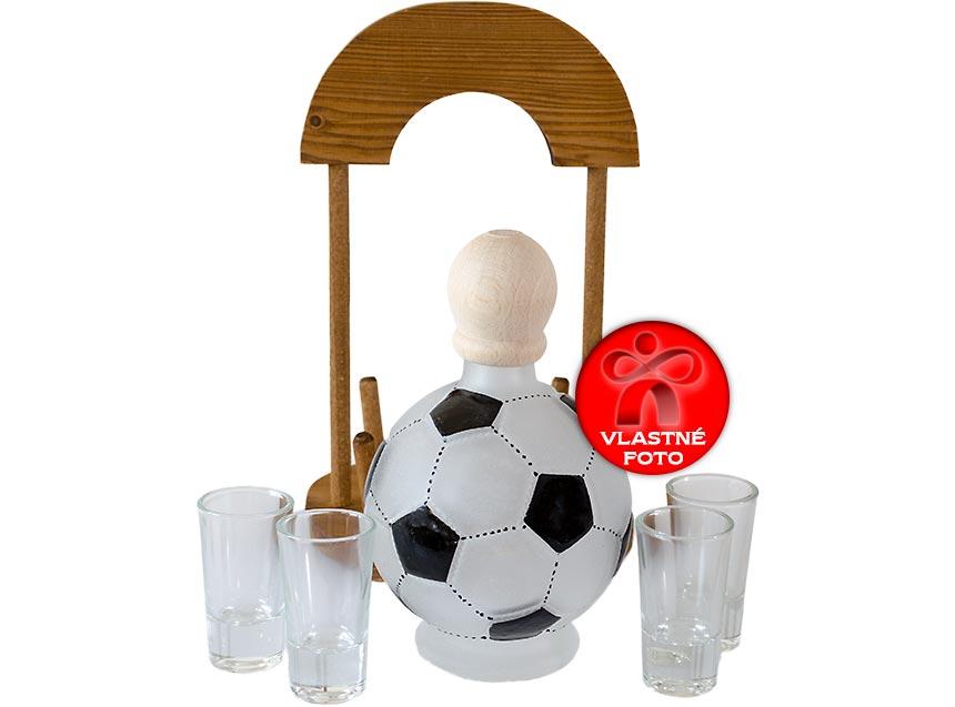 Originlny darek pre futbalovch fanikov