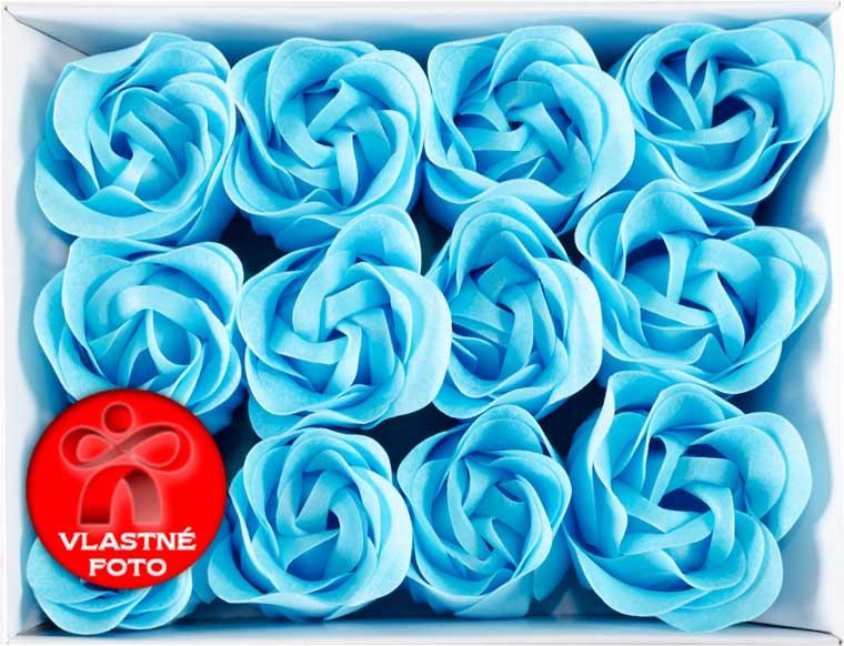 Mydielka do kúpeľa v tvare ruží