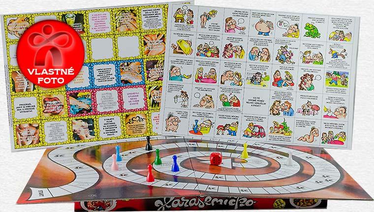 b84428933 Spoločenská sexi hra pre dospelých Harašeníčko 2