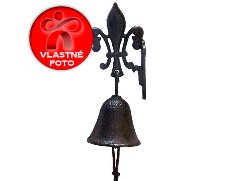 Orientálny zvonček k domu, chate